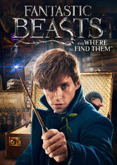 Fantastic Beasts and Where To Find Them Netflix AU (Australia)